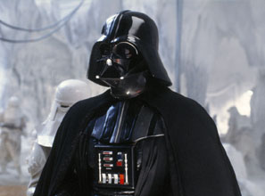 More Antichrist than Christ, Darth Vader, in George Lucas's Star Wars series, is the product of a virgin birth.