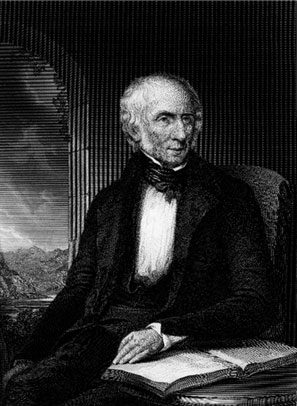 The older and wiser William Wordsworth
