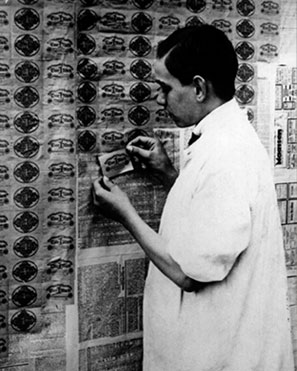 Runaway inflation in Germany, which turned money into wallpaper, undermined the Weimar Republic and led to Hitler's rise.