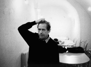 Václav Havel led the peaceful pro-democracy movement that toppled Communism in Czechoslovakia in 1989.