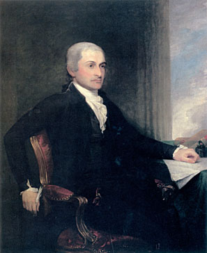 First chief justice and Federalist Papers coauthor John Jay's greatest legacy was setting the future course of American foreign policy.