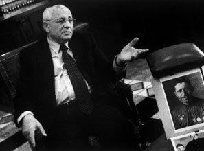 Though Mikhail Gorbachev is lionized in the West, the untranslated archives suggest a much darker figure.