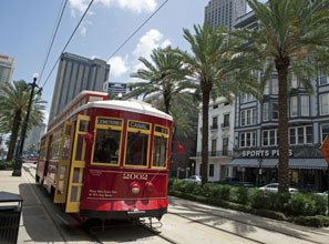Unlike most American cities, New Orleans has put federal largesse to good use, investing in transportation infrastructure.