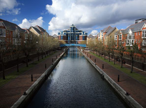 Manchester's long-neglected canals have become valued assets.