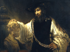 The Great Courses explores the Western cultural tradition, as embodied in the painting of Rembrandt.