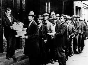 During the Great Depression, when unemployment reached 25 percent, crime went down in many cities.