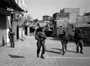 Jerusalem's fate was at stake during the Six-Day War of 1967.