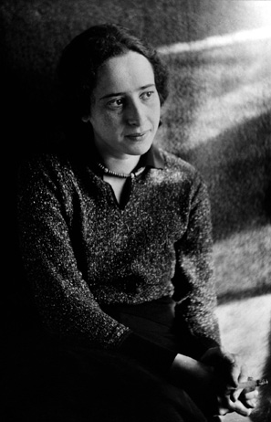 A young Arendt
