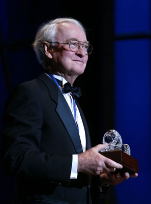 Wilson was one of five recipients of the Bradley Prize in 2007.