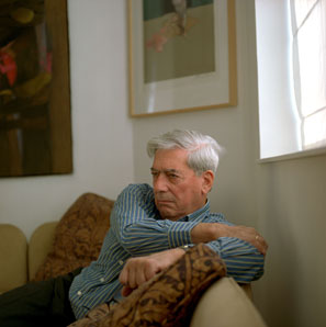 Vargas Llosa won the Nobel Prize in Literature in 2010.