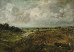 A Constable painting reminds My Struggle's narrator of the emotional power of art.