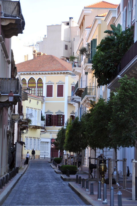 Beirut is the most cosmopolitan, liberal, and even Western of Arab cities.
