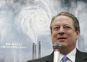 Al Gore's green activism has made him wealthy while polarizing the environmental debate.