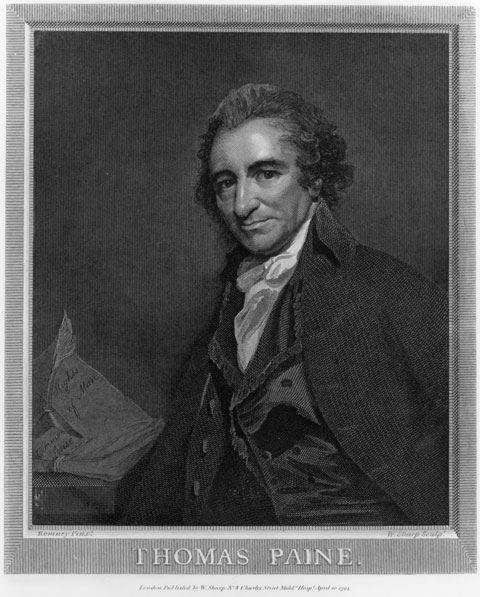 Celebrated around the world for his key role in the American Revolution, Paine went on to play an important part in the French Revolution, as well.