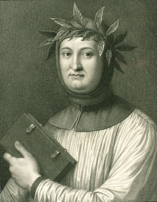 Fourteenth-century Florentine poet Petrarch so loved the classical authors that he imagined conversations with them.