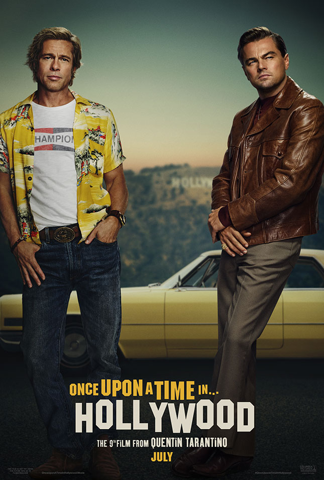 Moviegoers made <i>Once Upon a Time . . .in Hollywood</i> one of Quentin Tarantino's top-grossing films, ignoring critics' outrage about its traditionally male characters. (COLUMBIA PICTURES/PHOTOFEST)