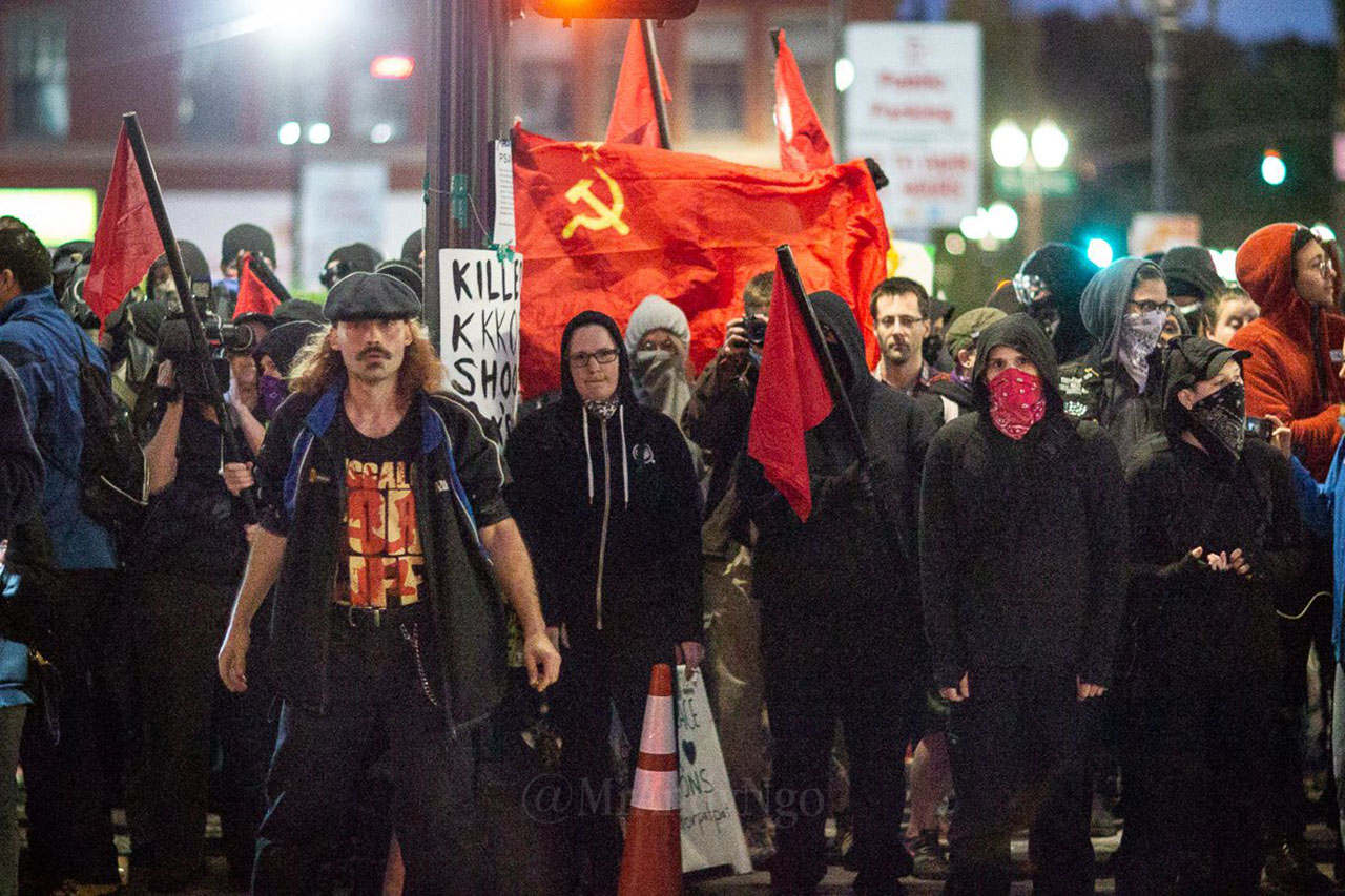 Antifa At Large in Portland | City Journal