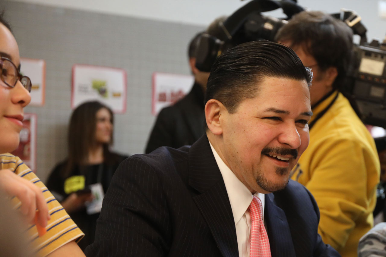 Richard Carranza's Deflections