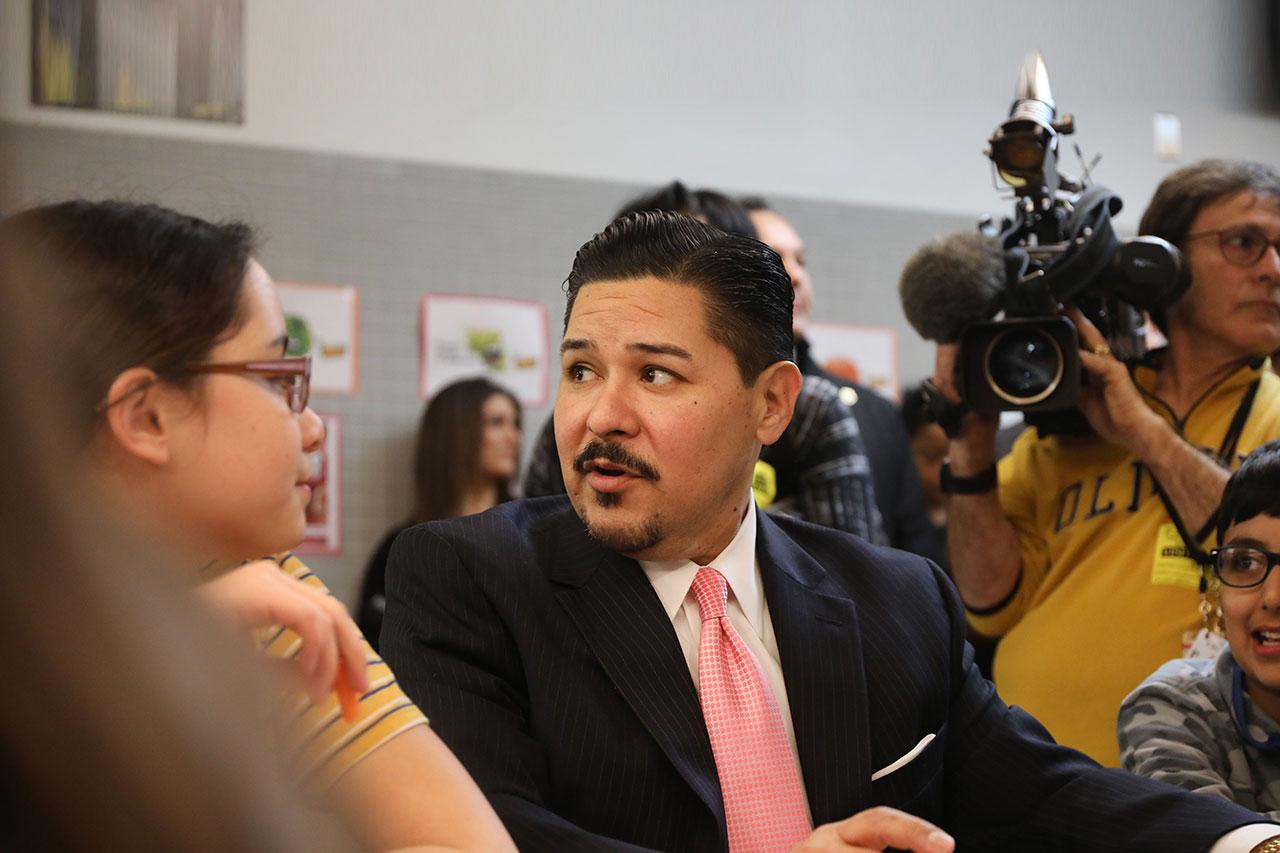 New York's Toxic Schools Chancellor