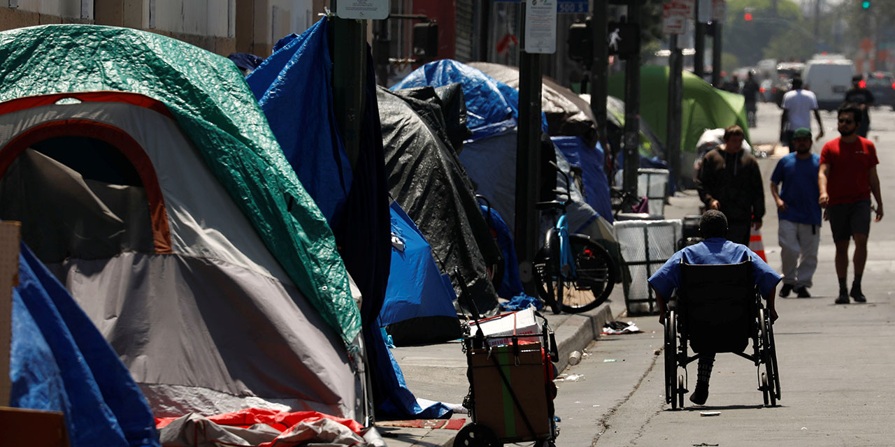 The Moral Crisis of Skid Row