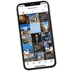 City Journal Social Media