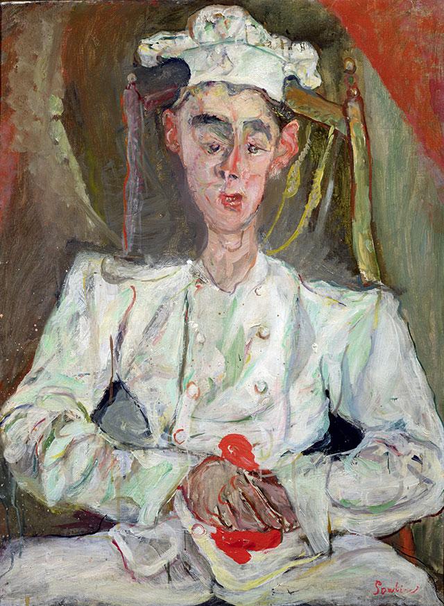 """""""The Little Pastry Cook,"""", 1922 (MUSEE DE L'ORANGERIE, PARIS, FRANCE / BRIDGEMAN IMAGES)"""