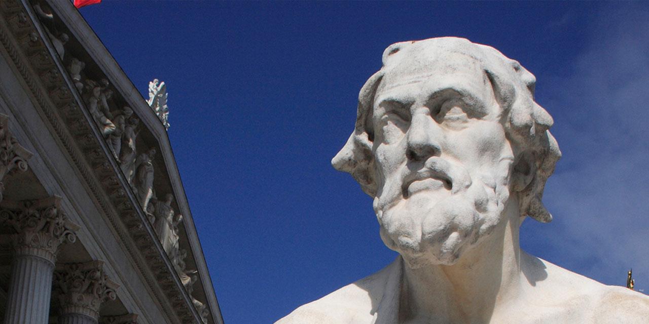 Digging Thucydides in Lisbon