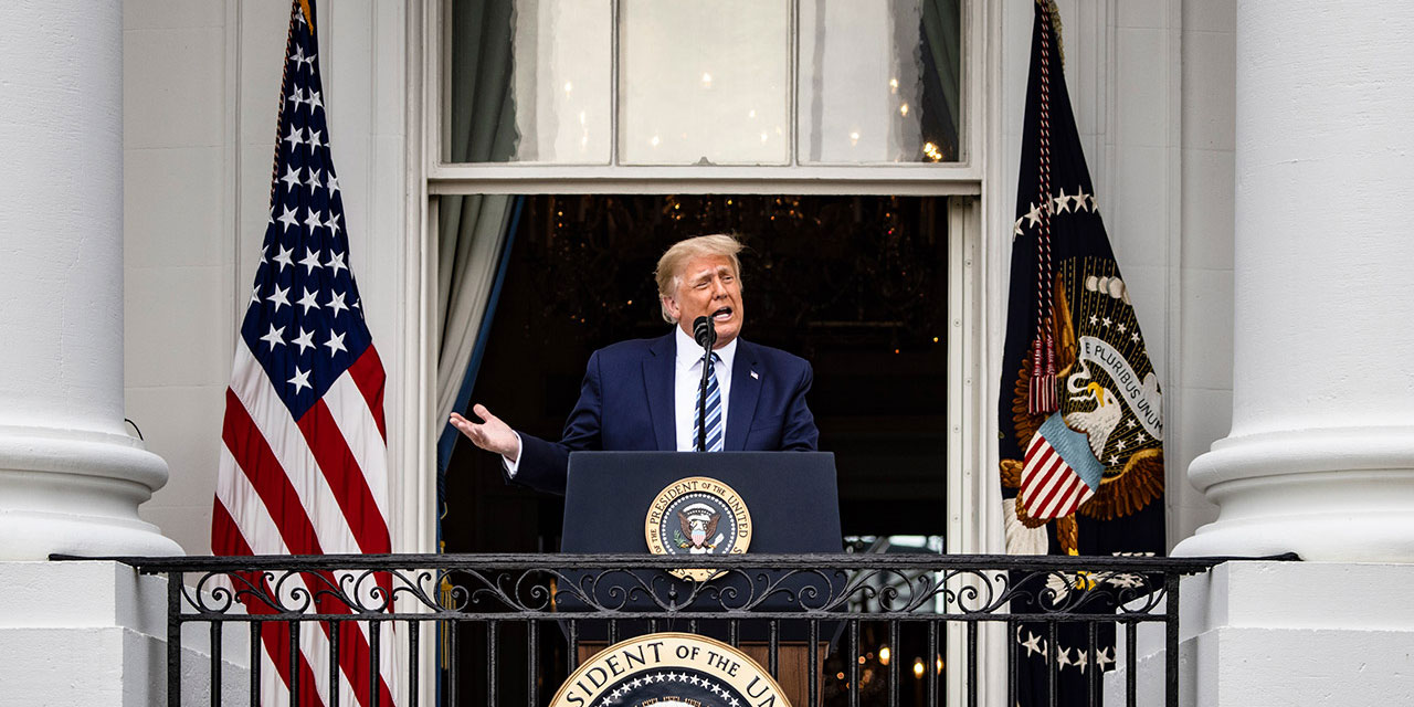 An Insider's View of the Trump White House: 10 Blocks podcast   City Journal