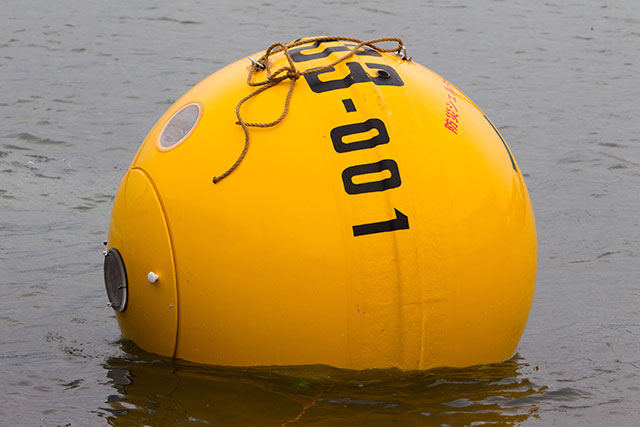 "Some Pacific Northwest residents have purchased ""tsunami pods,"" survival capsules that would purportedly allow their occupants to ride out the catastrophe. (CHRISTOPHER JUE/AFLO AFLO SPORTS/NEWSCOM)"