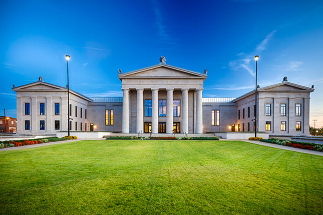 A new federal classic: the Federal Building and U.S. Courthouse (2011) in Tuscaloosa by HBRA Architects. (Photo: traveler1116/iStock)