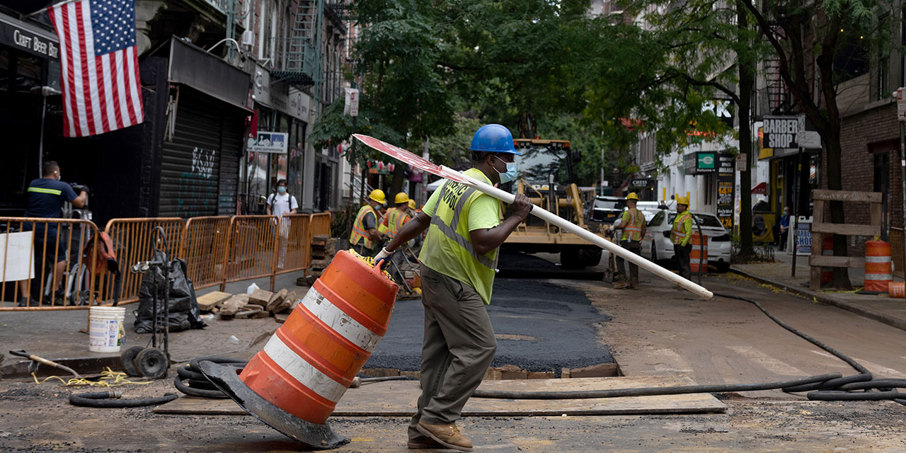 America's Great Remodel: City Talk | City Journal