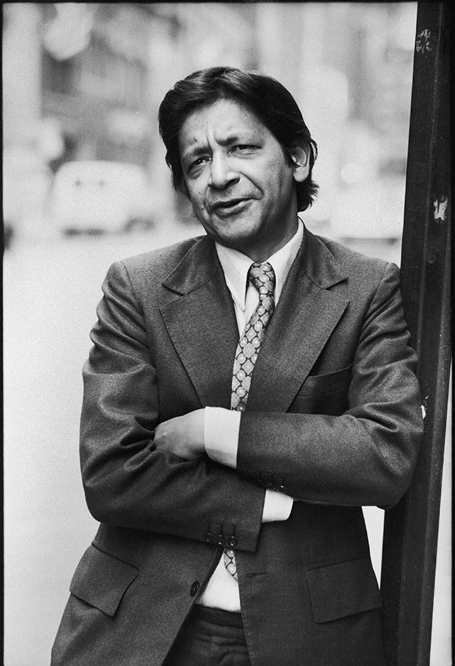 For the cosmopolitan V. S. Naipaul, Islam was an imperial religion that erased local culture and history. (TED THAI/THE LIFE PICTURE COLLECTION/GETTY IMAGES)