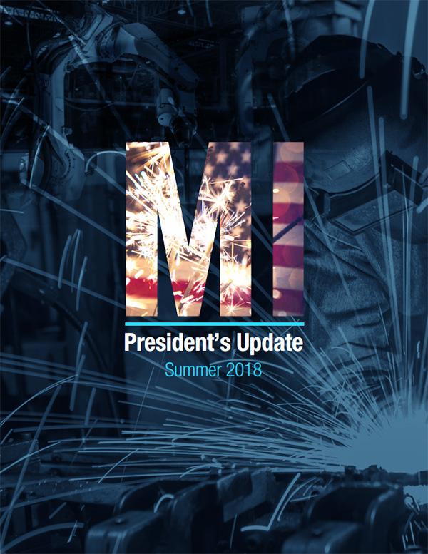 MI's 2018 Summer President's Update