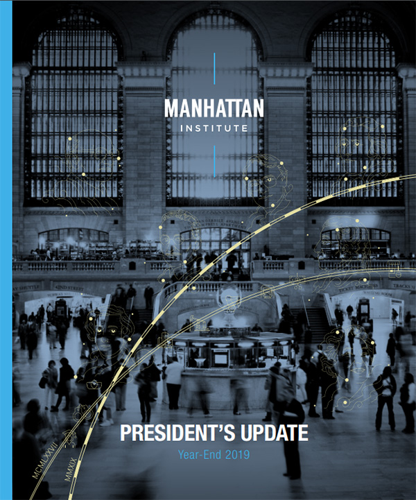 2019 Year-End President's Update