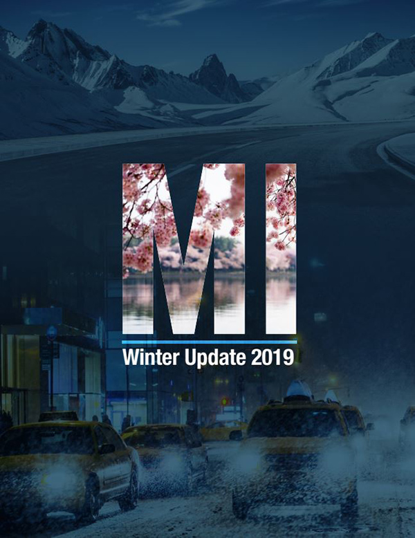 Manhattan Institute's 2019 Winter Update