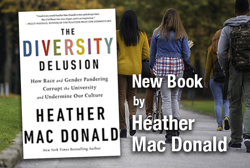 Diversity Delusion by Heather Mac Donald