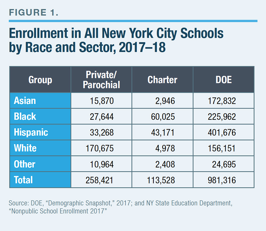 Issue Brief: To Close the Racial Achievement Gap in NYC