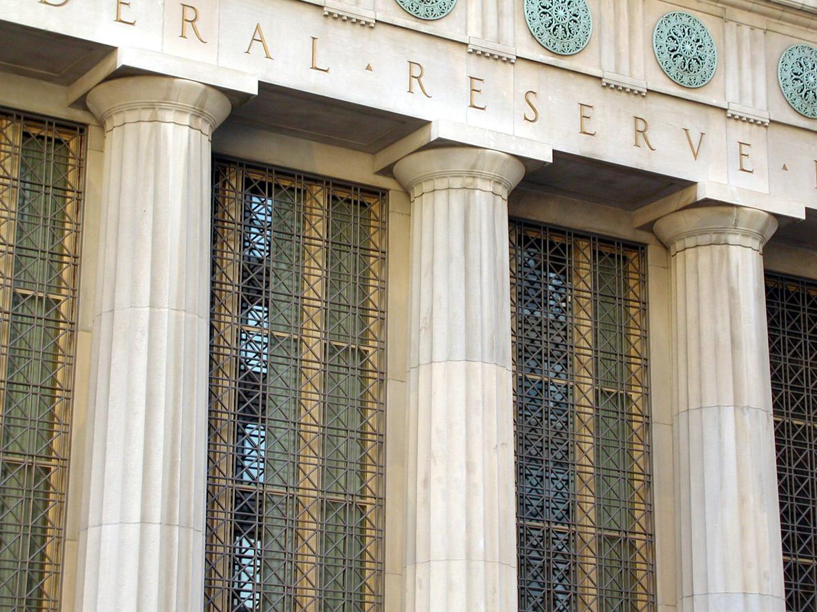 Powell sworn in as Fed chairman